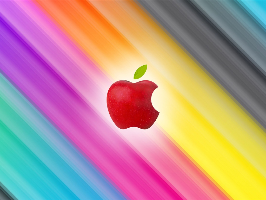 barres obliques apple fond - photo #1