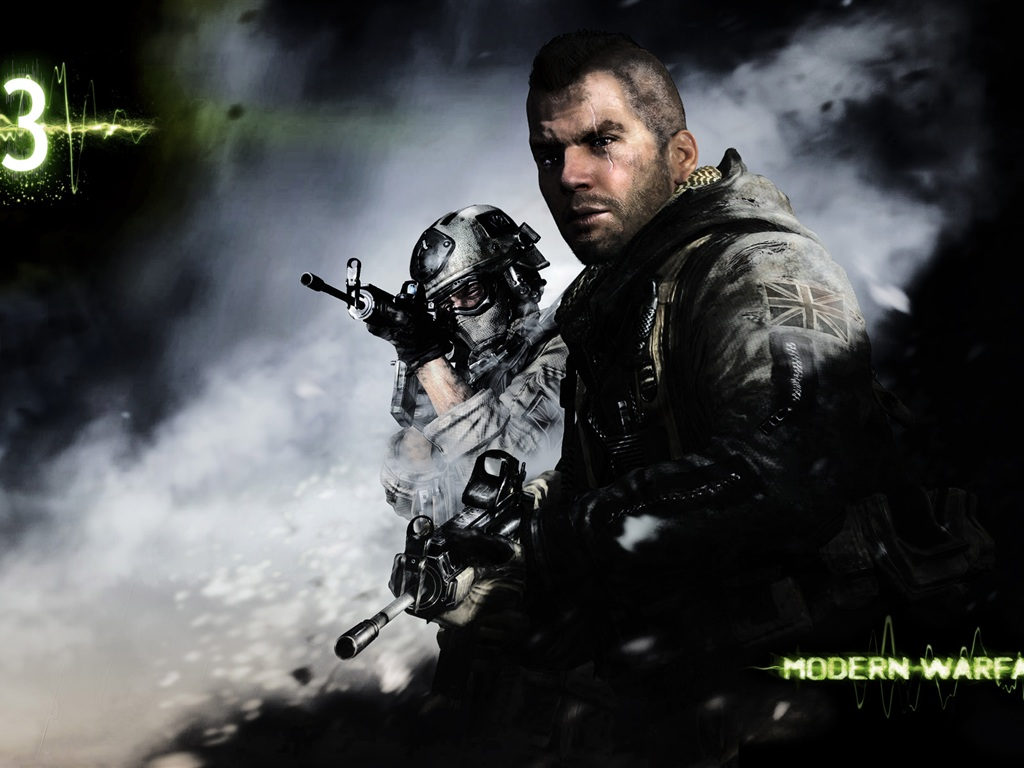 Call of Duty: Modern Warfare 3 Fonds d'écran | 1024x768 Fonds d ...
