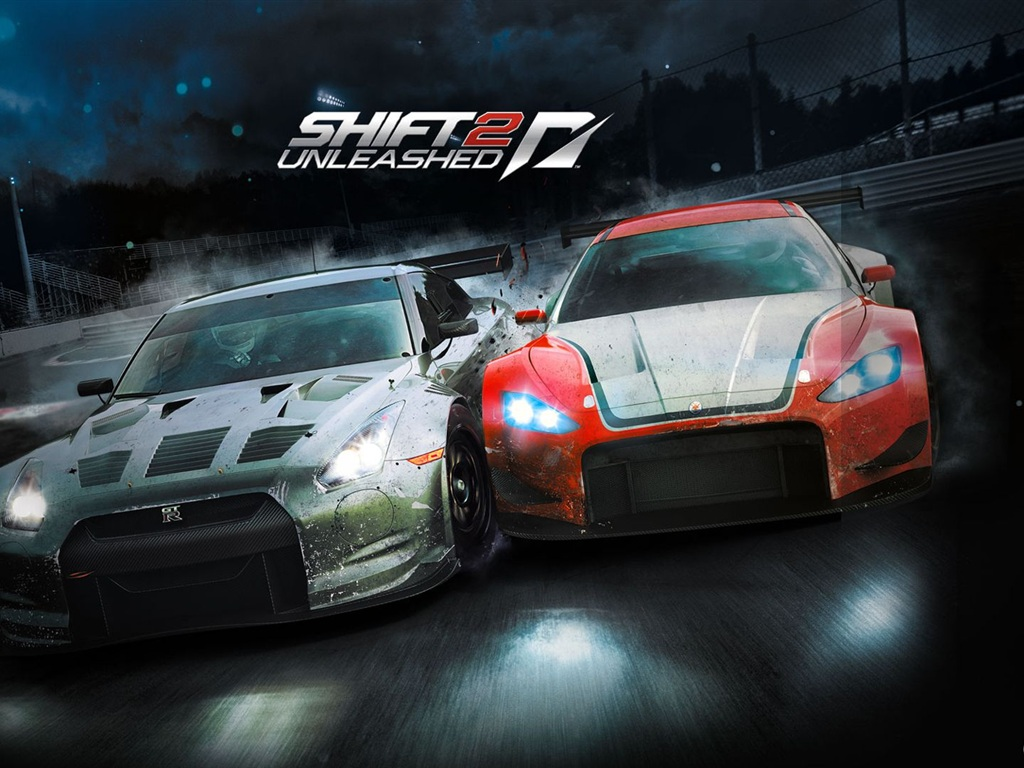 Wallpaper Need For Speed: Shift 2 Unleashed 1920x1080 Full ...