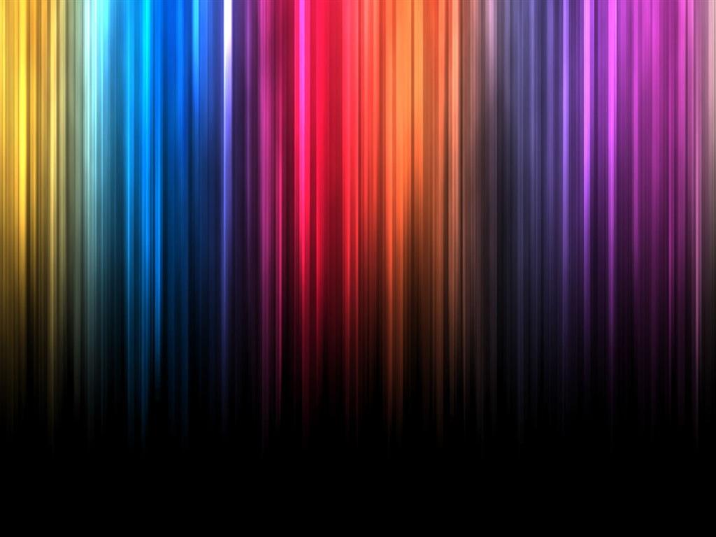 Bandas del espectro de l neas de color Fondos de pantalla 1024x768