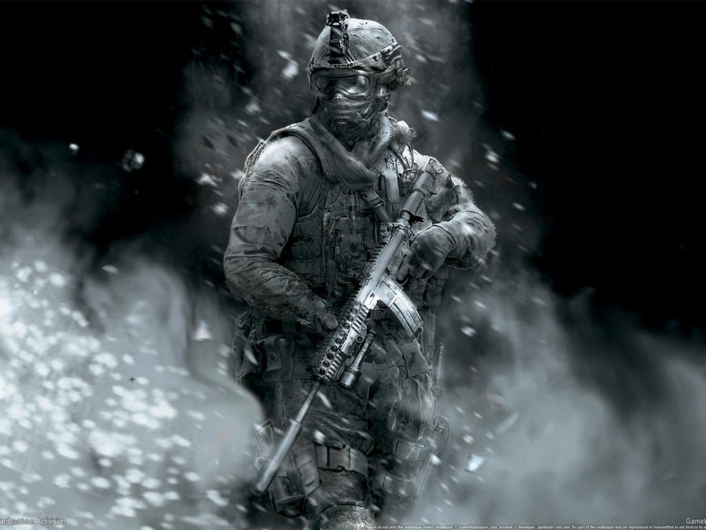 wallpaper call of duty: modern warfare 2 hd 1920x1080 full hd 2k