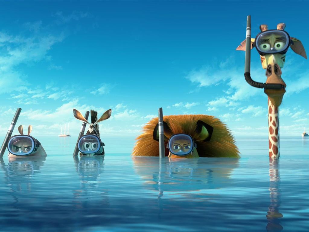 狂野原始人国语版_马达加斯加3的插曲-马达加斯加3电影插曲|马达加斯加动画片 ...