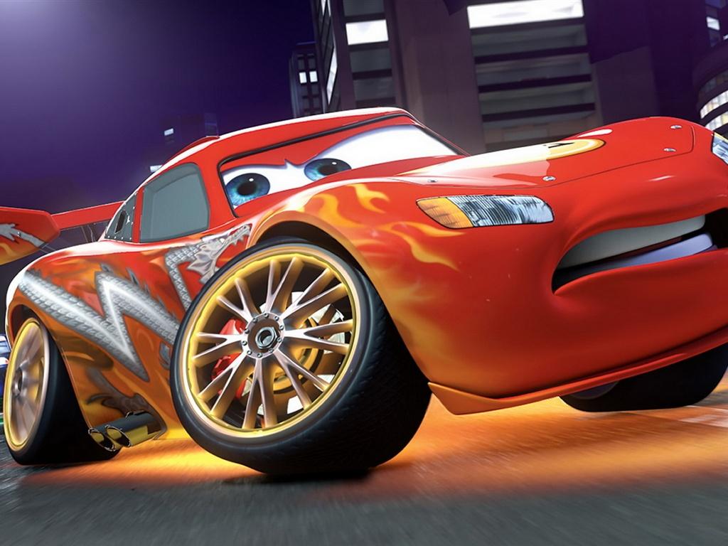 De Descarga Rayo Mcqueen En Cars 2 Fondos De Pantalla 1024x768