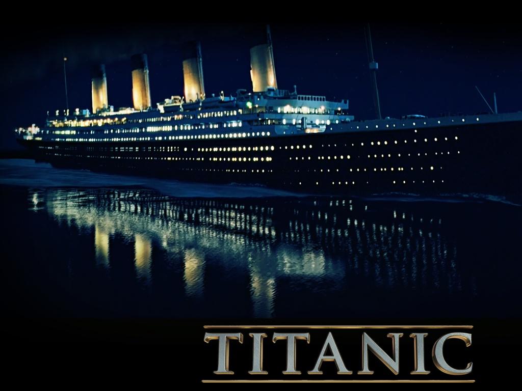 download wallpaper titanic under - photo #21