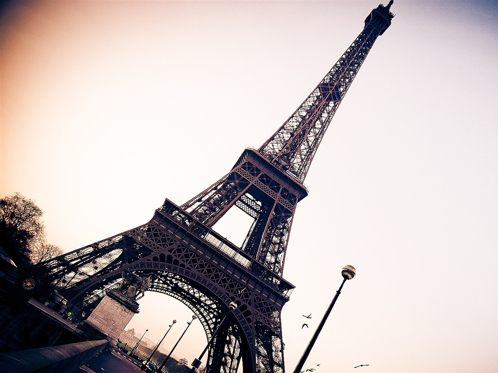 Paris Eiffelturm Wallpaper Eiffelturm Paris Frankreich