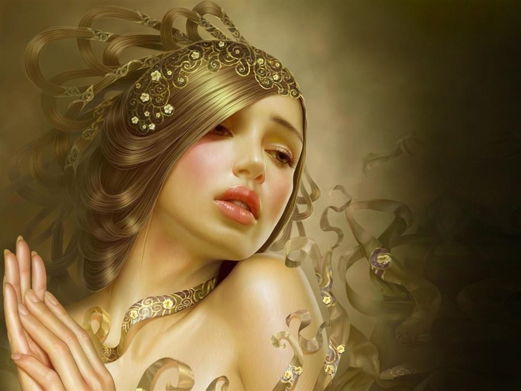 Erase  una vez :  EL RINCÓN  DE  LAS  PRINCESAS...(fantasia) ღϠ₡ღ✻ (¯`✻´¯) `*.¸.*✻ Beautiful-girl-fantasy_1024x768