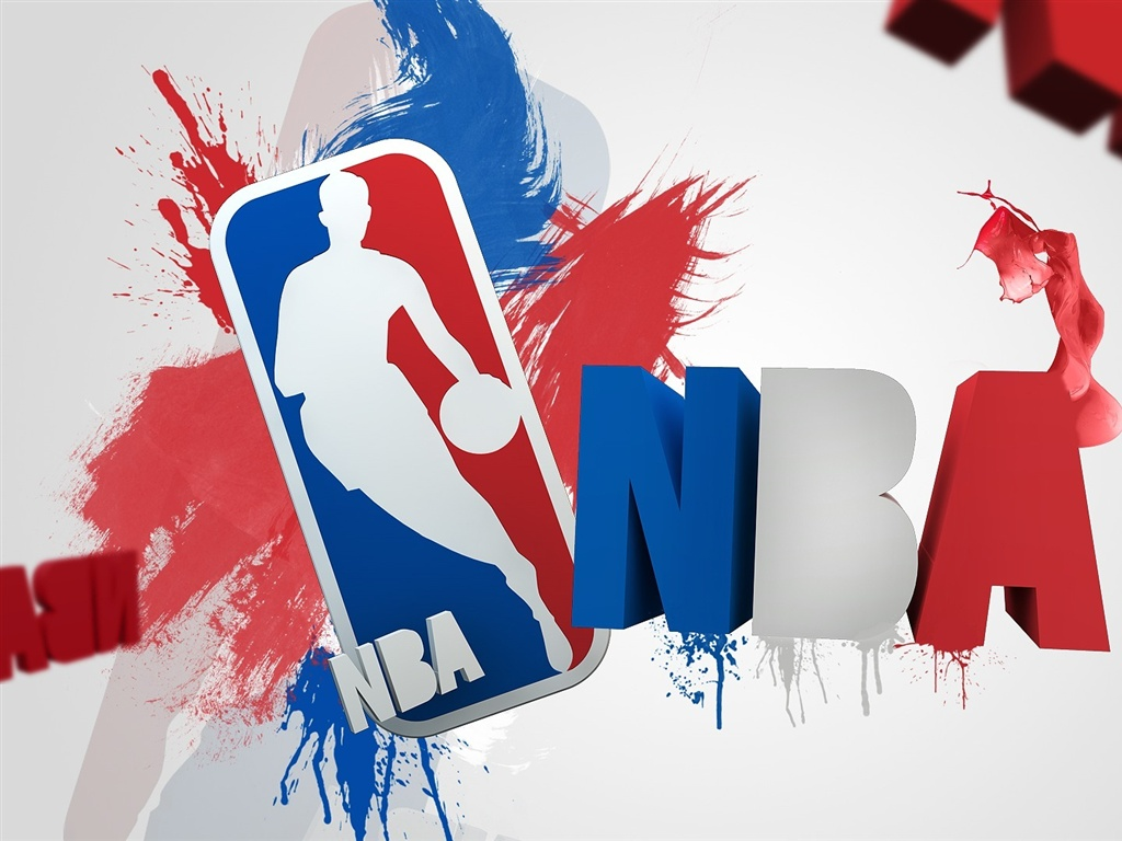 NBA basketball wallpaper - 1024x768