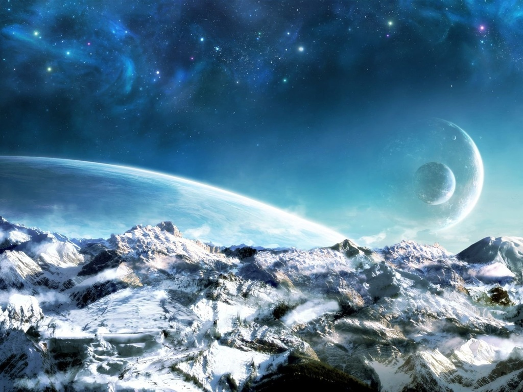 шемаю фото галактика фэнтези безмятежность очаровательная, некоторой грустью