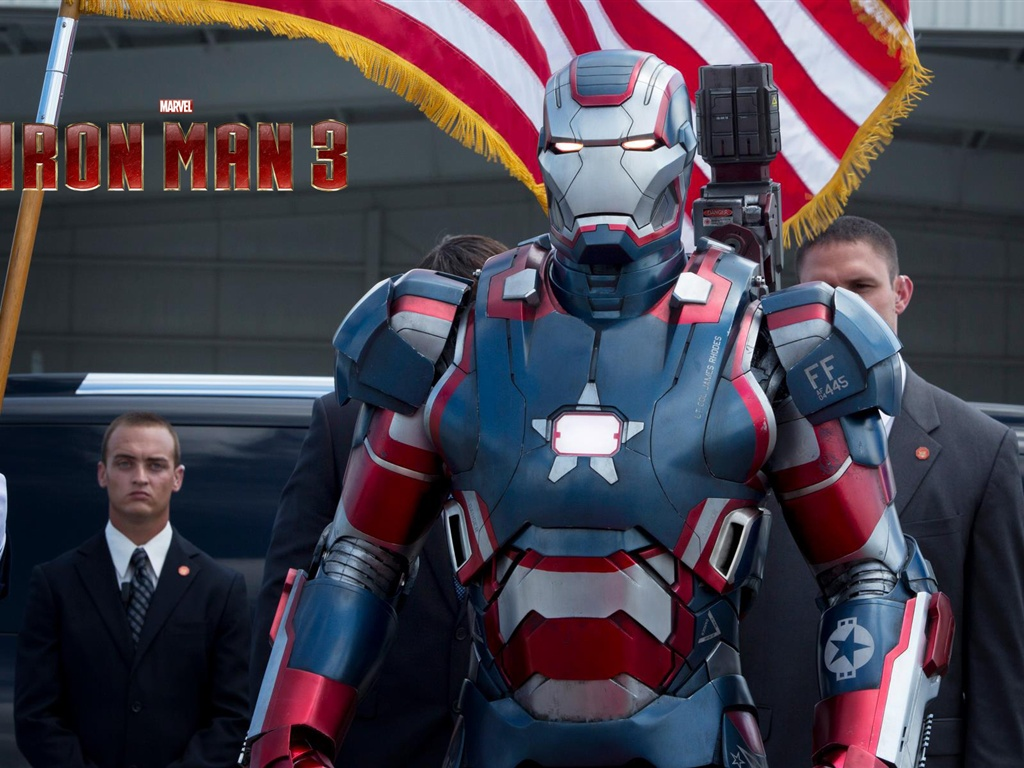 Wallpaper Iron Man 3 1920x1200 HD Picture Image