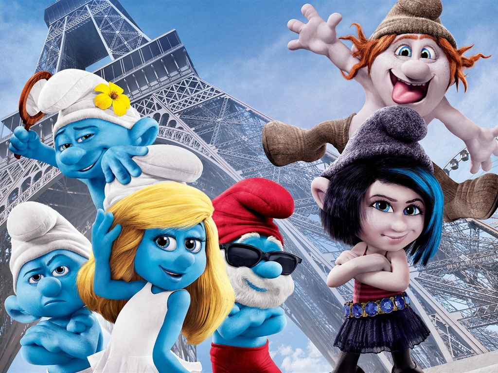 Wallpaper The Smurfs 2 Movie 2013 1920x1200 Hd Picture Image