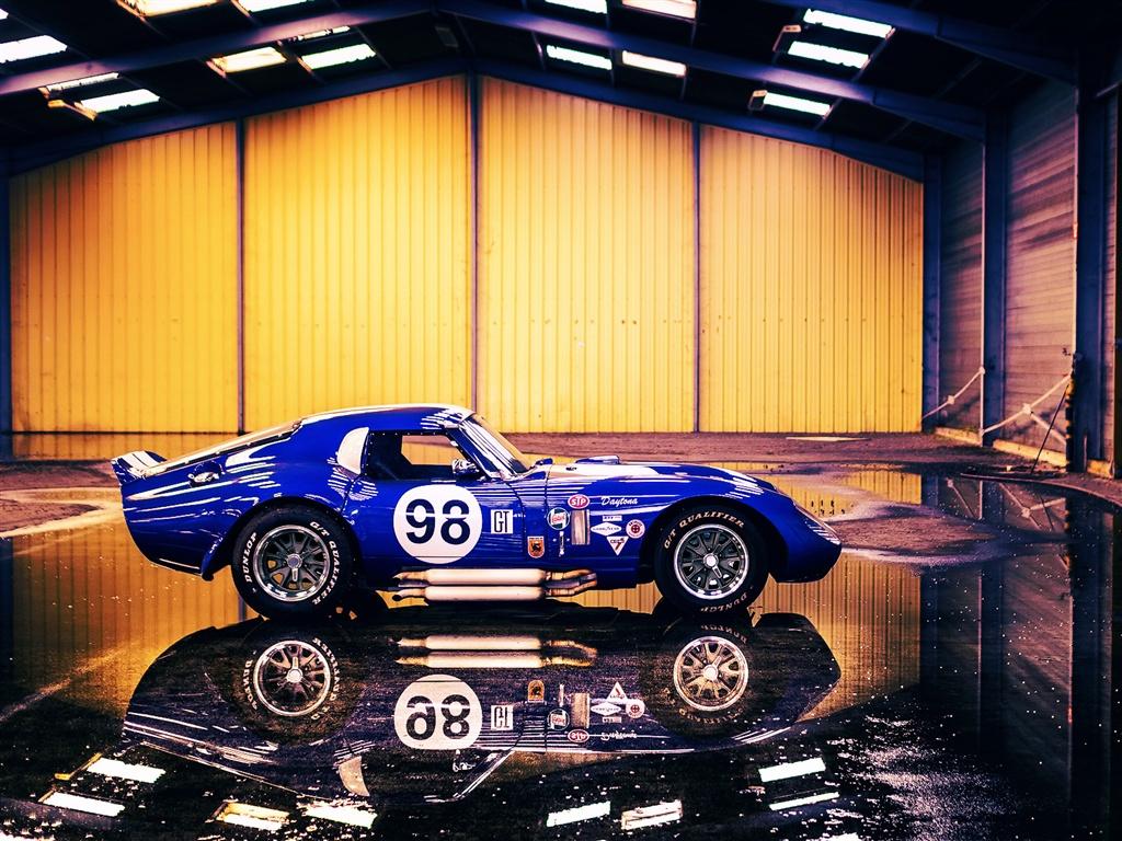 Cobra Daytona CSX2300 supercar Fonds dcran 1024x768 Fonds d