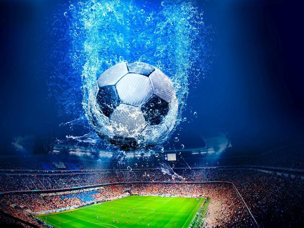 Stadium Soccer Football Sports Qhd Wallpaper 2560x2560: 壁紙 クリエイティブデザイン、サッカー、スタジアム、水 1920x1200 HD 無料のデスクトップの背景, 画像