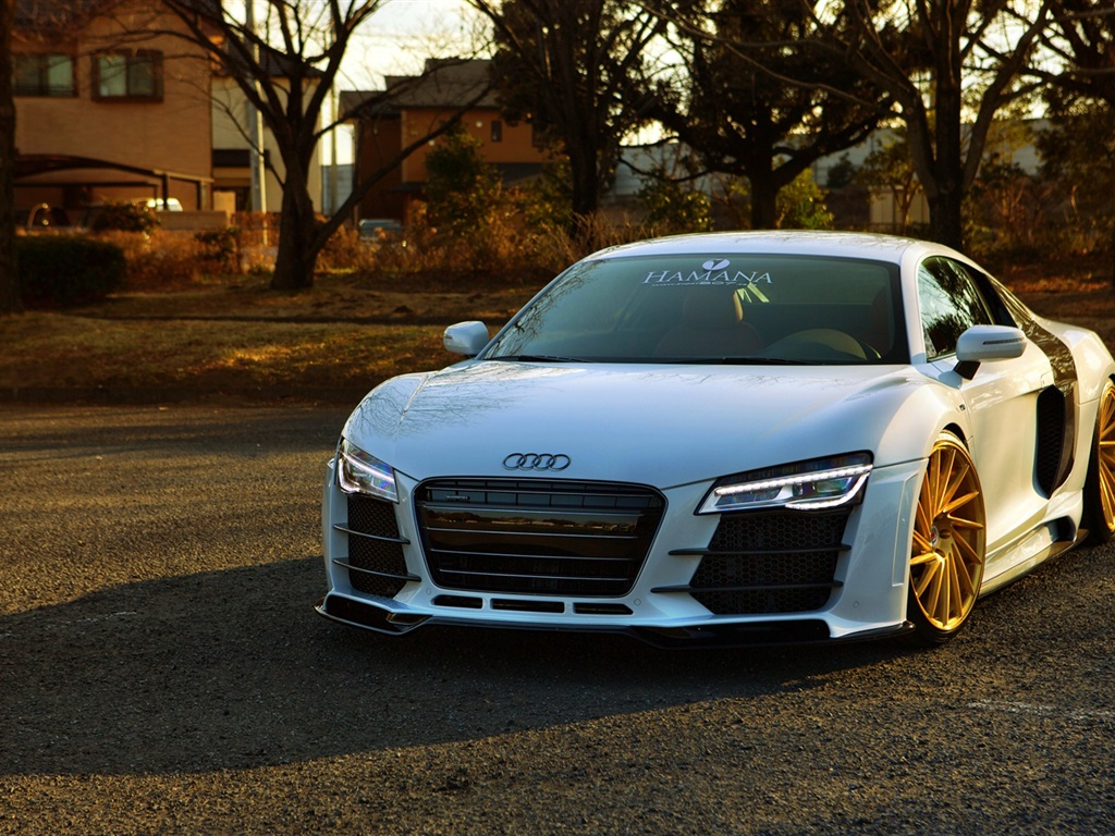 R8 1920x1080 full hd for Sun motor cars audi