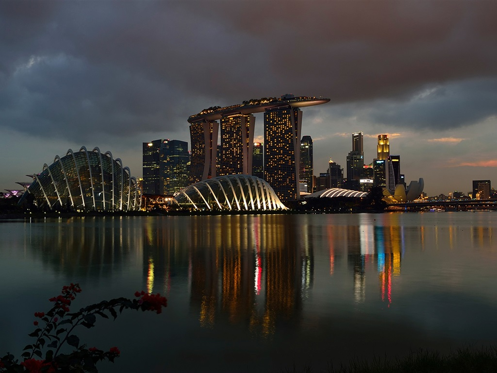 Marina Bay Sands - Singapore 5 star luxury hotel