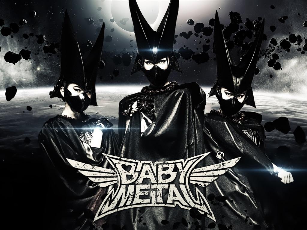 壁紙 Babymetal 日本人の女の子グループ 03 1920x1080 Full Hd 2k