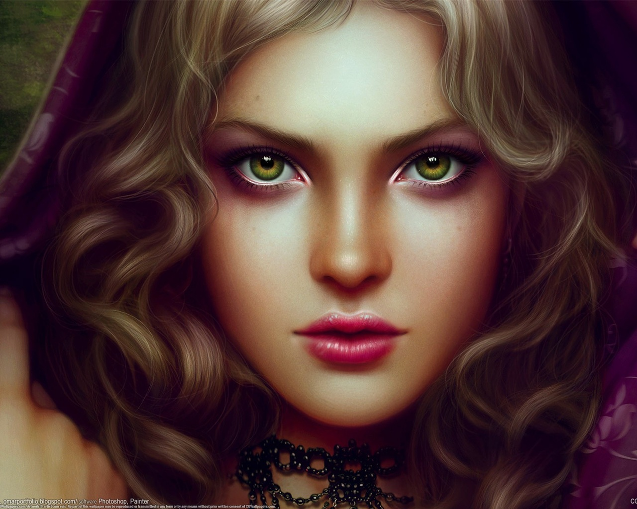 Картинки по запросу fille aux yeux verts