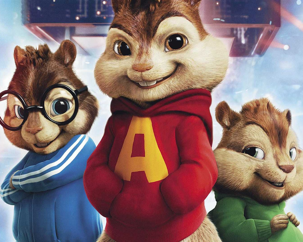 Wallpaper Alvin And The Chipmunks 1920x1080 Full Hd 2k Picture Image
