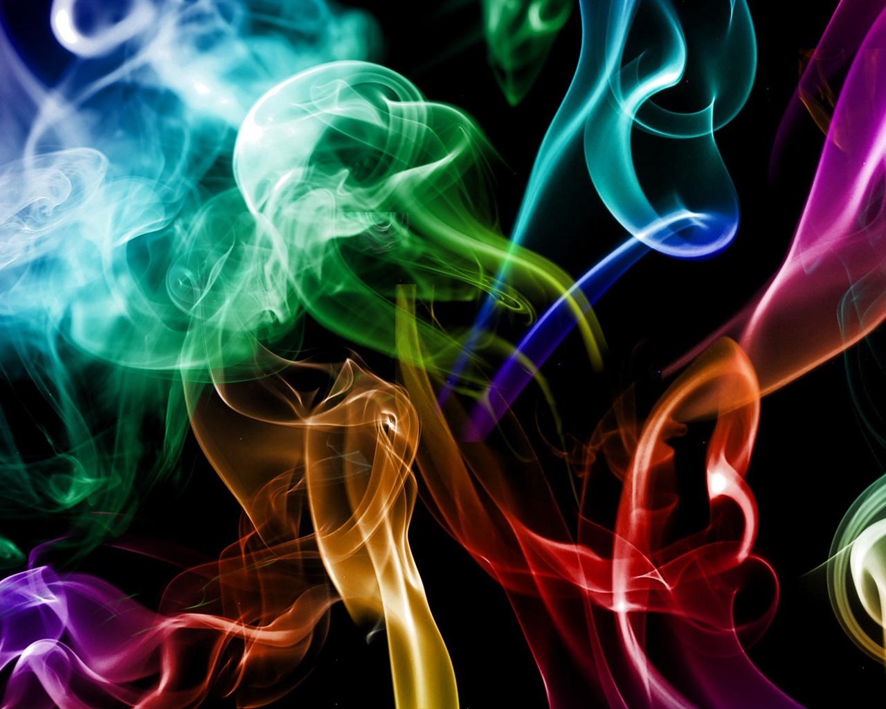 Pap 233 Is De Parede Fuma 231 A Colorida Abstra 231 227 O Criativa