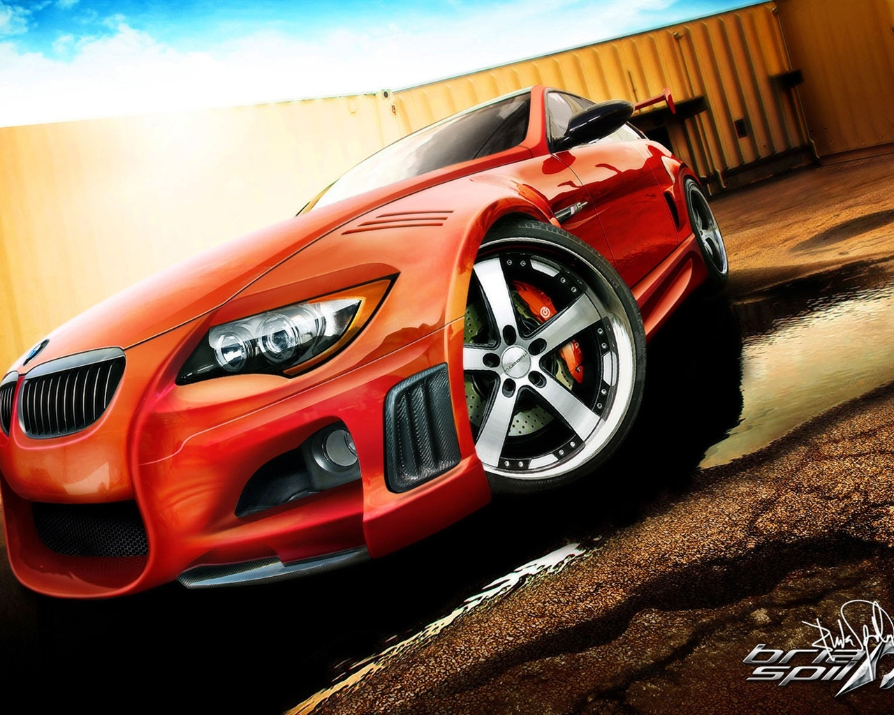 Wallpaper Bmw M6 Tuning 1920x1200 Hd Picture Image