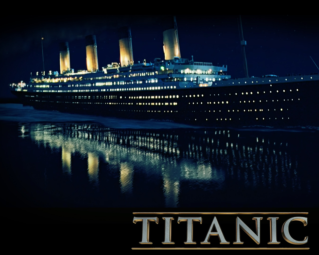 Titanic Ship on 1202 html