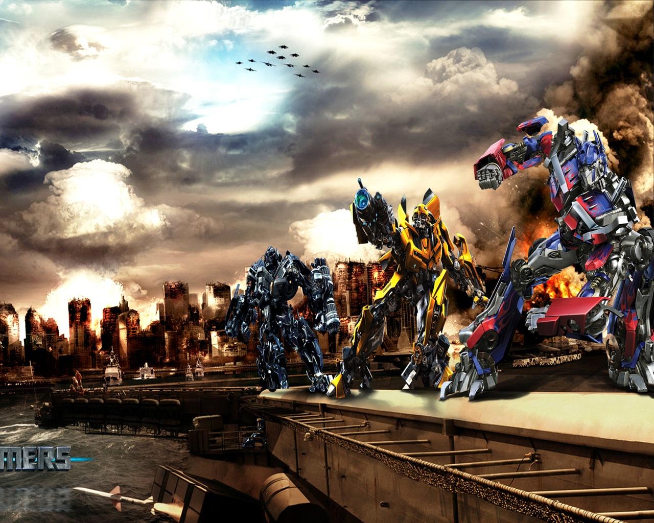 Transformers Hd Filme
