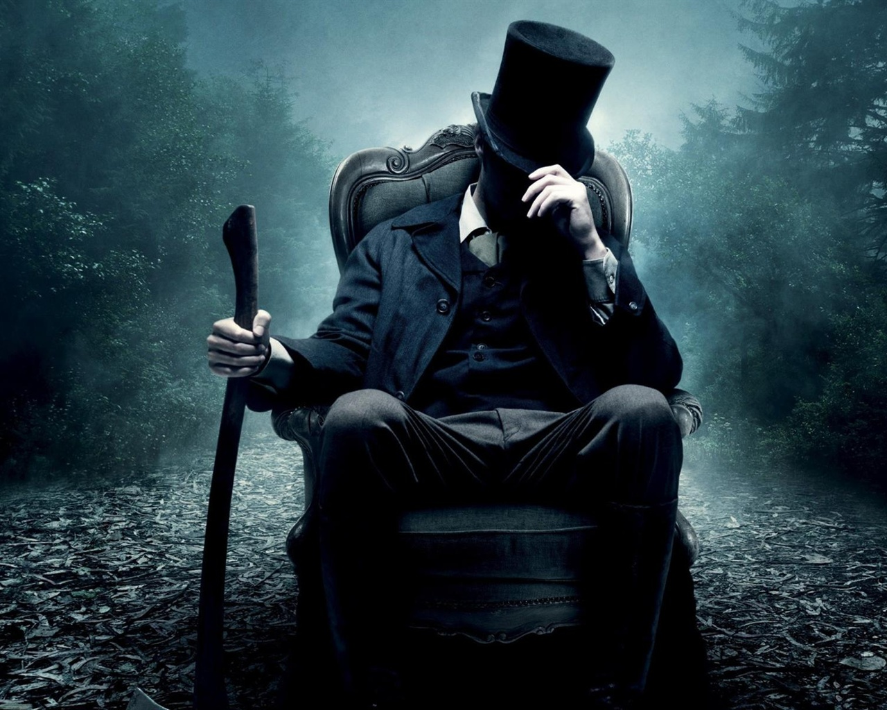 wallpaper abraham lincoln: vampire hunter 1920x1200 hd picture, image