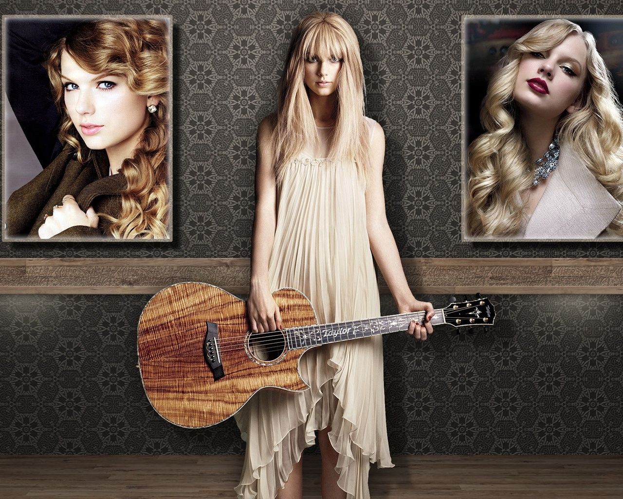 Taylor Swift 06 wallpaper - 1280x1024