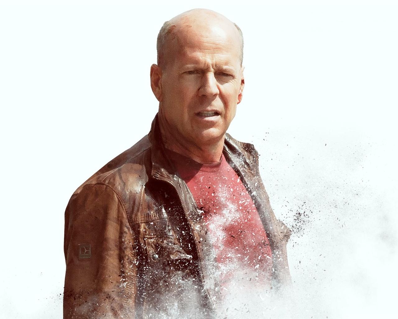 ルーパー、ブルース·ウィリス 壁紙   1280x1024 壁紙ダウンロード   JA.Best-Wallpaper.Net Bruce Willis