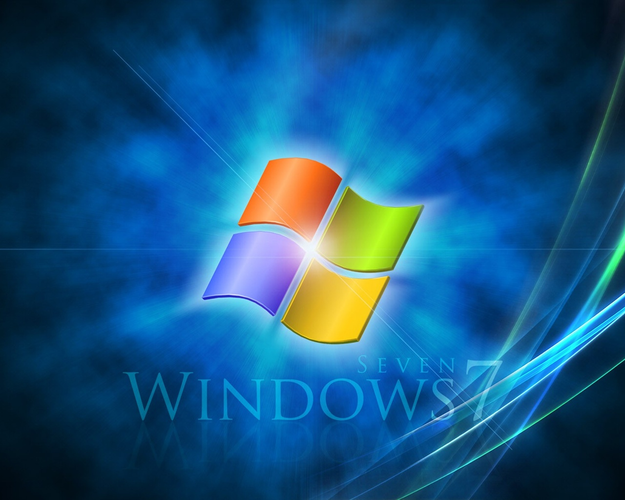 Wallpaper Windows 7 Blue Imagination 1920x1200 Hd Picture Image
