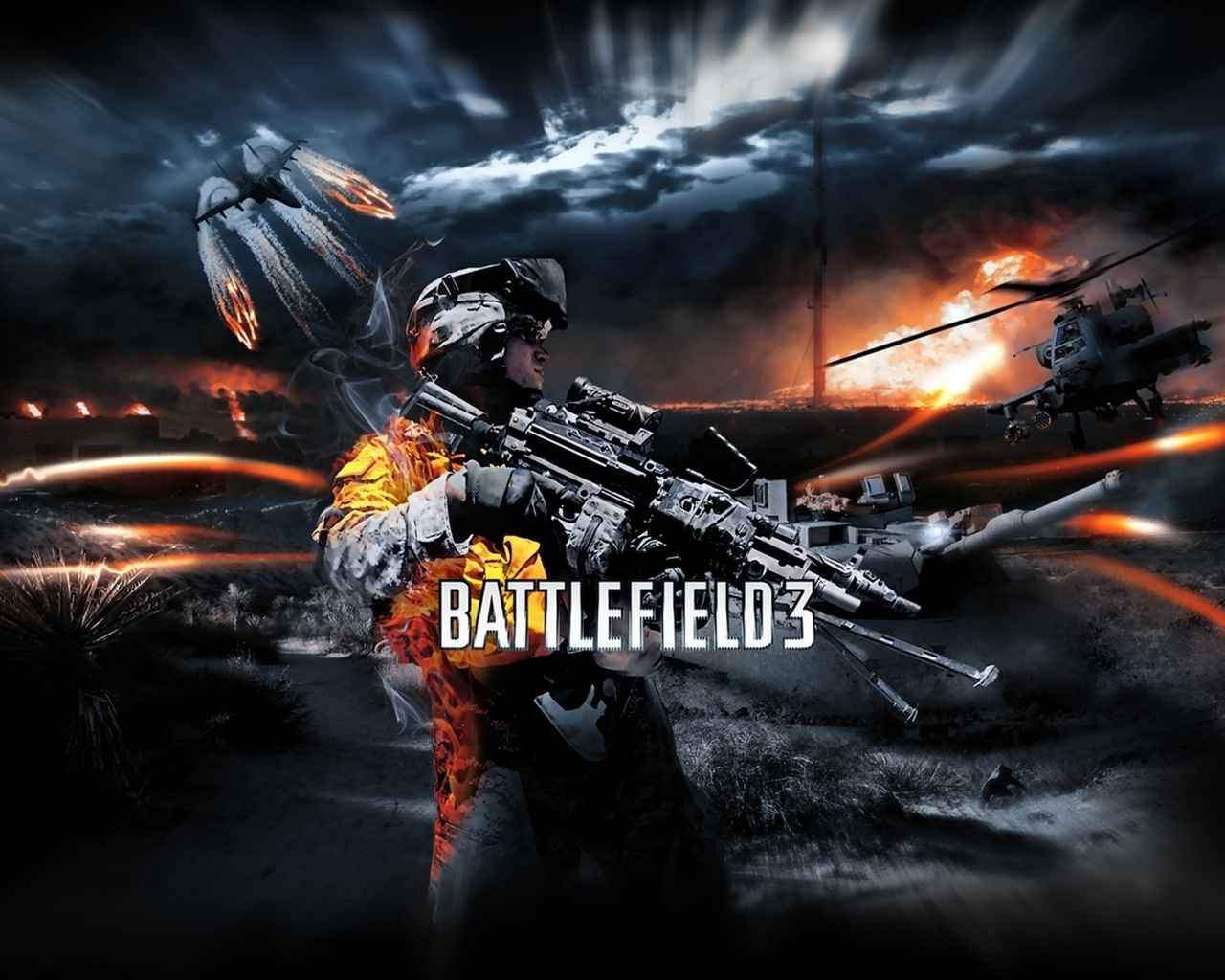wallpaper battlefield 3 game hd 1920x1080 full hd picture, image