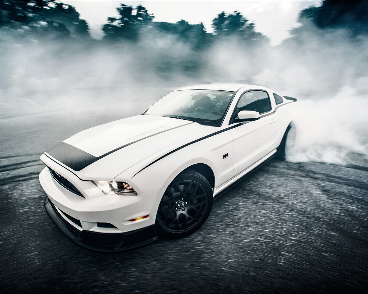 Wallpaper Ford Mustang Sports Car 2560x1440 Qhd Picture Image