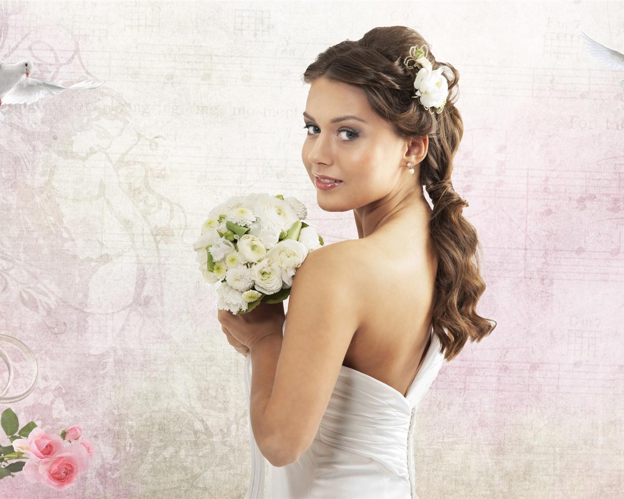 Beautiful Bride But 63