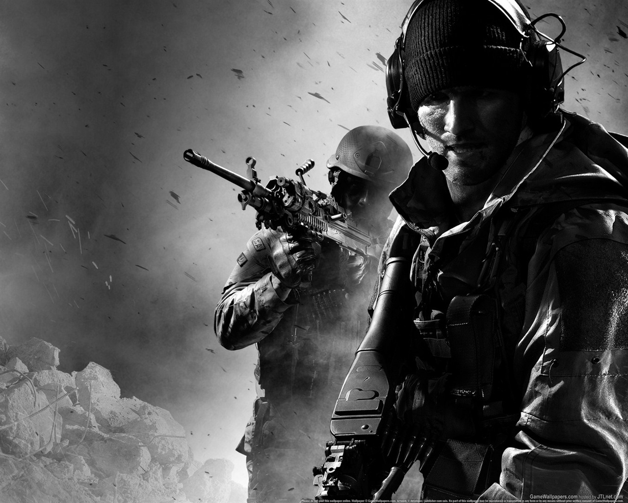 Fondos De Pantalla Call Of Duty Modern Warfare 3 Hd 2012