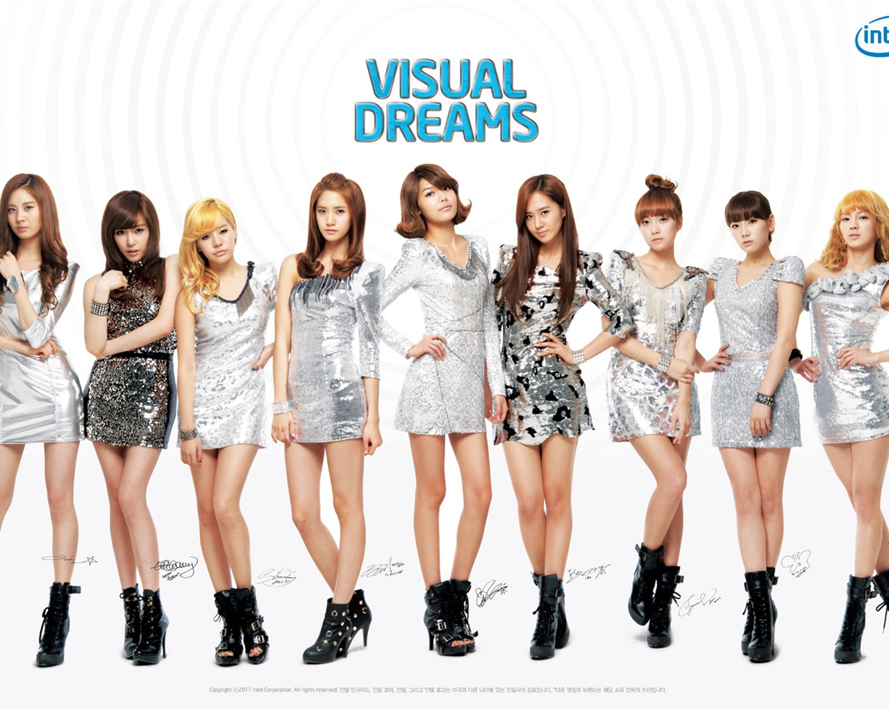 Girls generation 73 fondos de pantalla 1280x1024 descripción girls