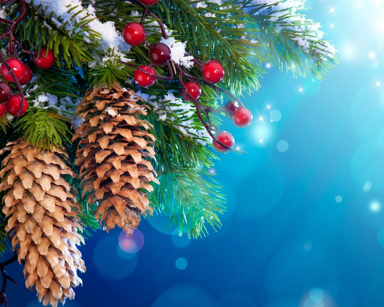 christmas tree desktop wallpaper 1280x1024 - photo #39