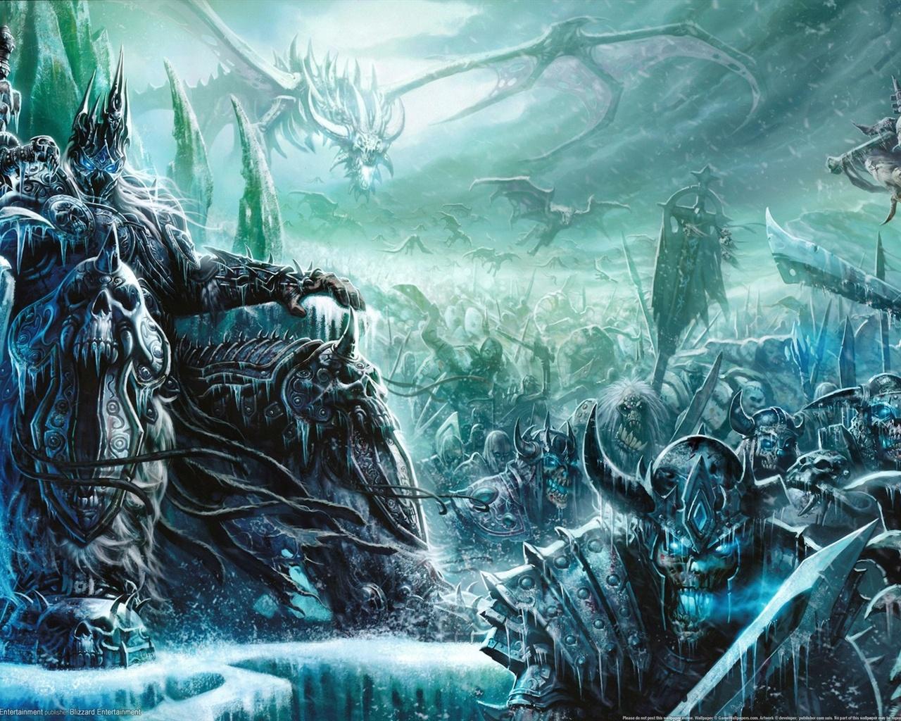 world of warcraft wallpaper 1280x1024 - photo #5