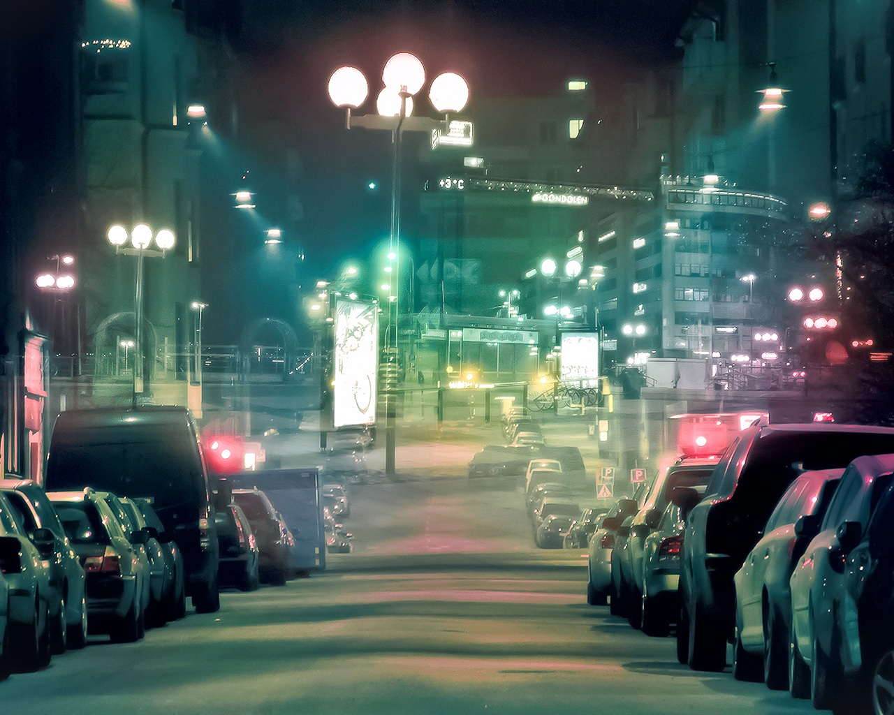 Popular Wallpaper Night City Street - Streets-of-the-city-at-night-crowded-road-vehicles-street-lights_1280x1024  Pic.jpg
