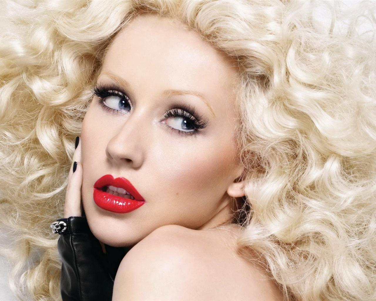 クリスティーナ&... Christina Aguilera
