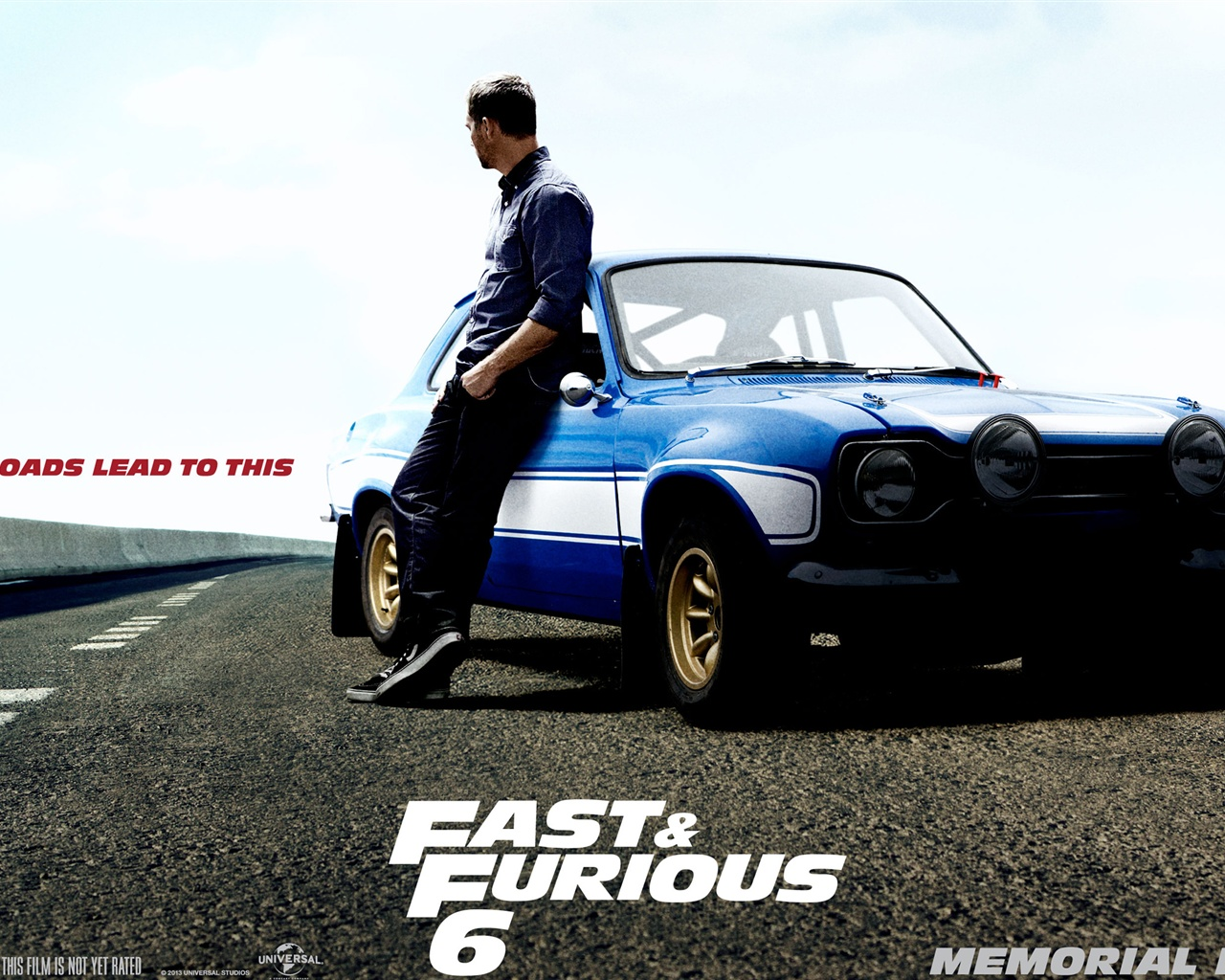 Fast & Furious 6 Wallpaper and Background Image ... |Fast And Furious 6 Paul Walker Wallpaper