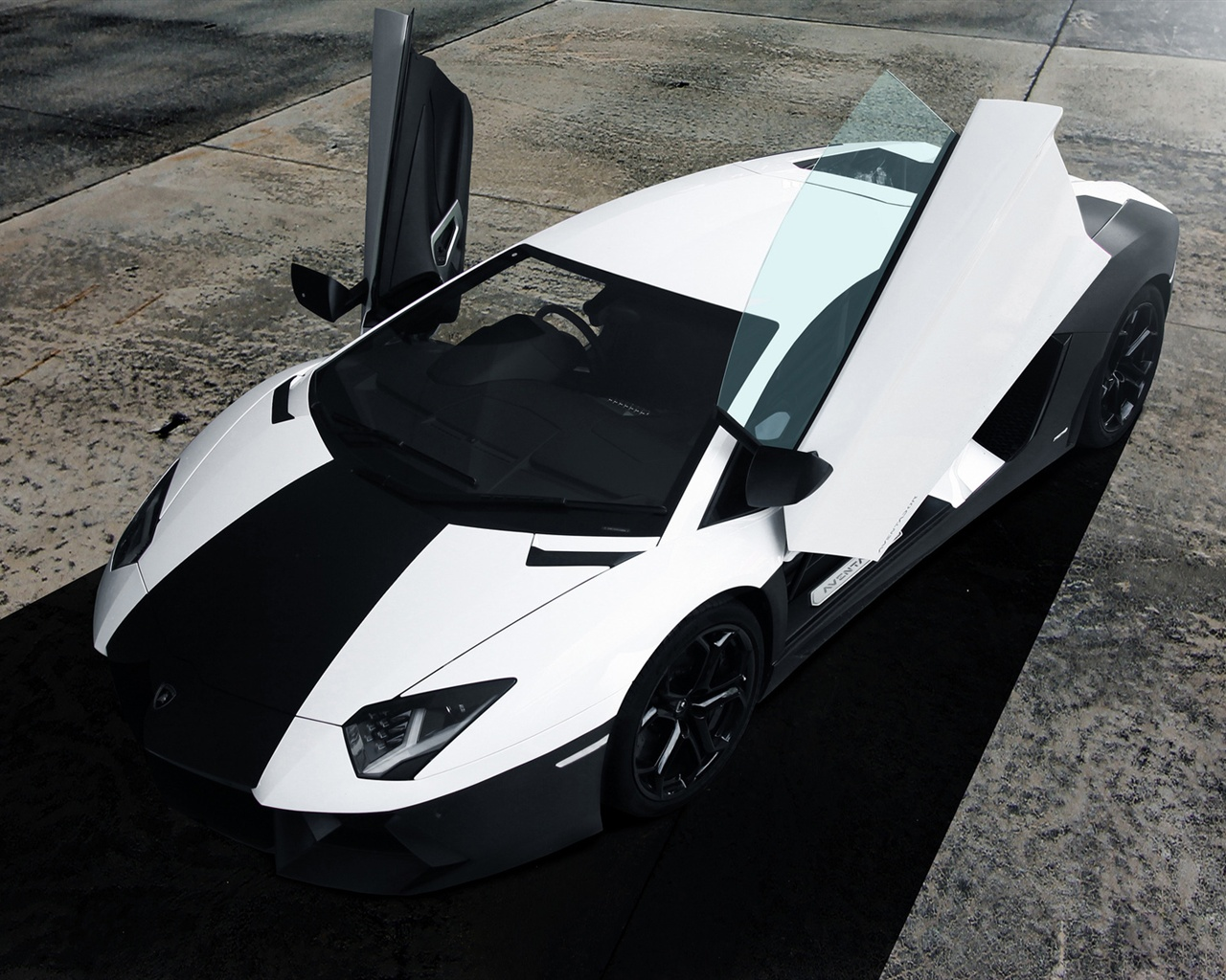 fonds d 39 cran lamborghini aventador noir blanc couleurs supercar 1920x1200 hd image. Black Bedroom Furniture Sets. Home Design Ideas