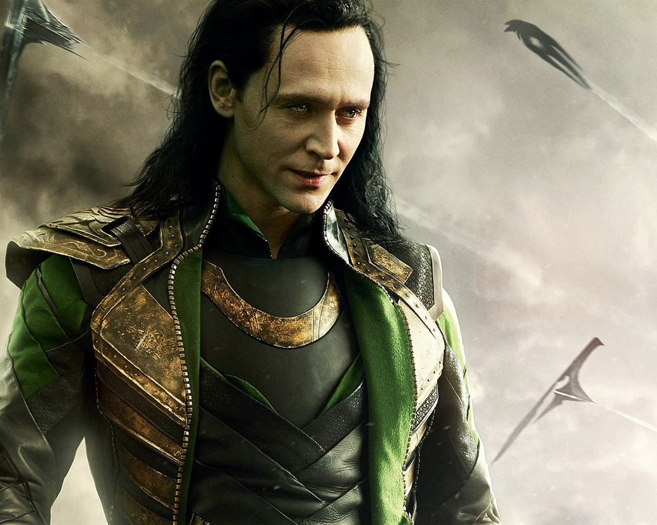 Thor The Dark World Tom Hiddleston Loki 640x960 Iphone 4