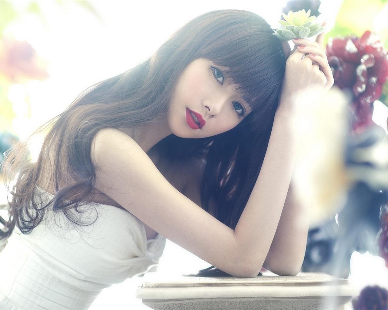 Фото девушек японок на аву в