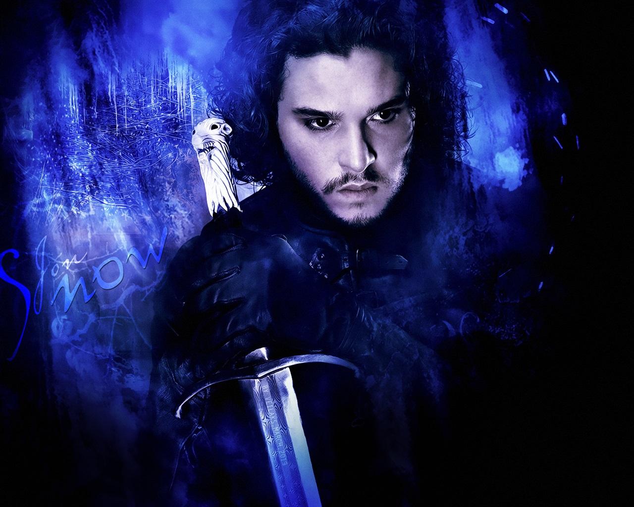 Wallpaper Game Of Thrones Jon Snow 1920x1080 Full Hd 2k Picture