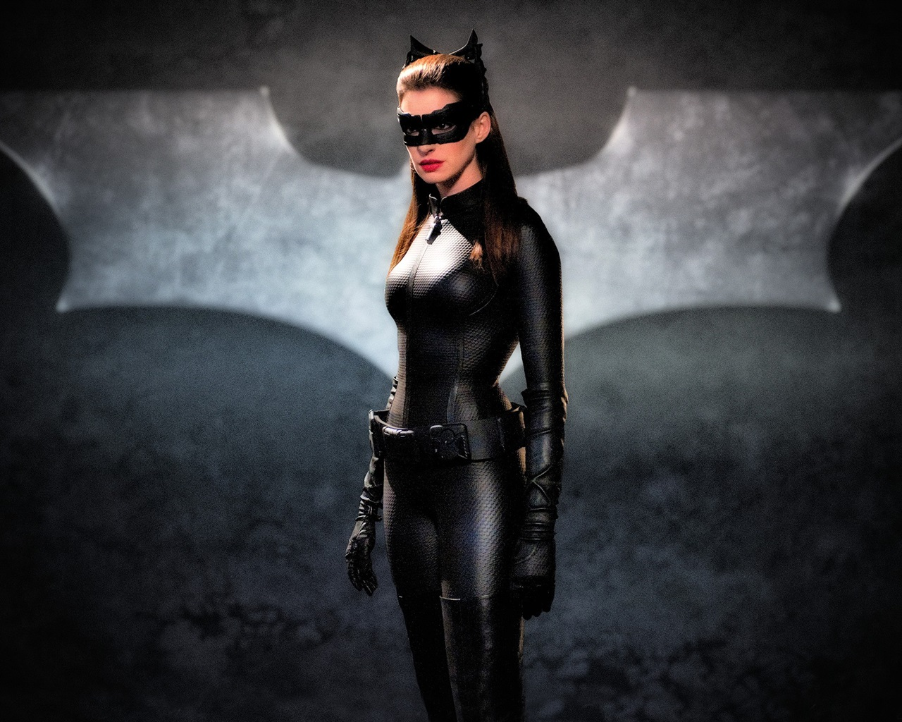 Anne hathaway as catwoman great ass - 1 part 4