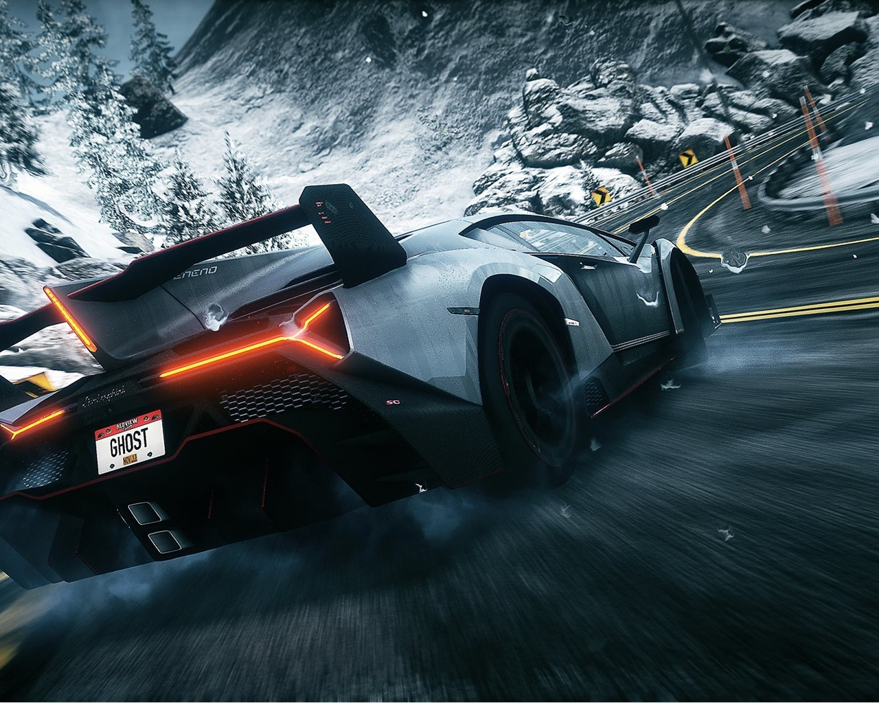 10 Most Popular Need For Speed Wallpaper Full Hd 1080p For: Papéis De Parede Lamborghini Veneno Supercar Vista