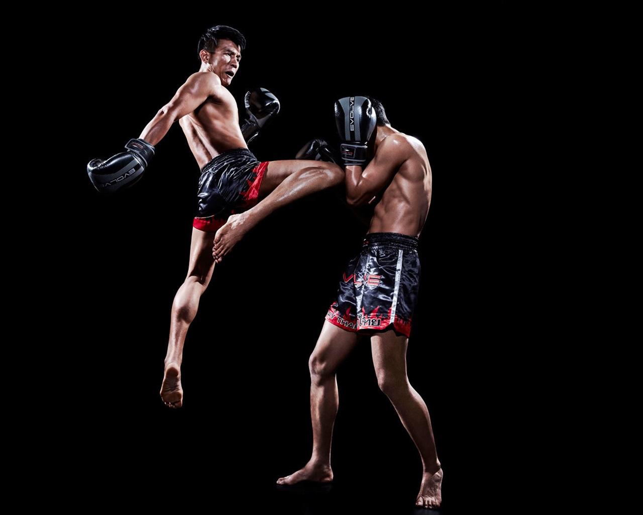 Papéis De Parede Muay Tailandês, Luta, Esportes, Fundo