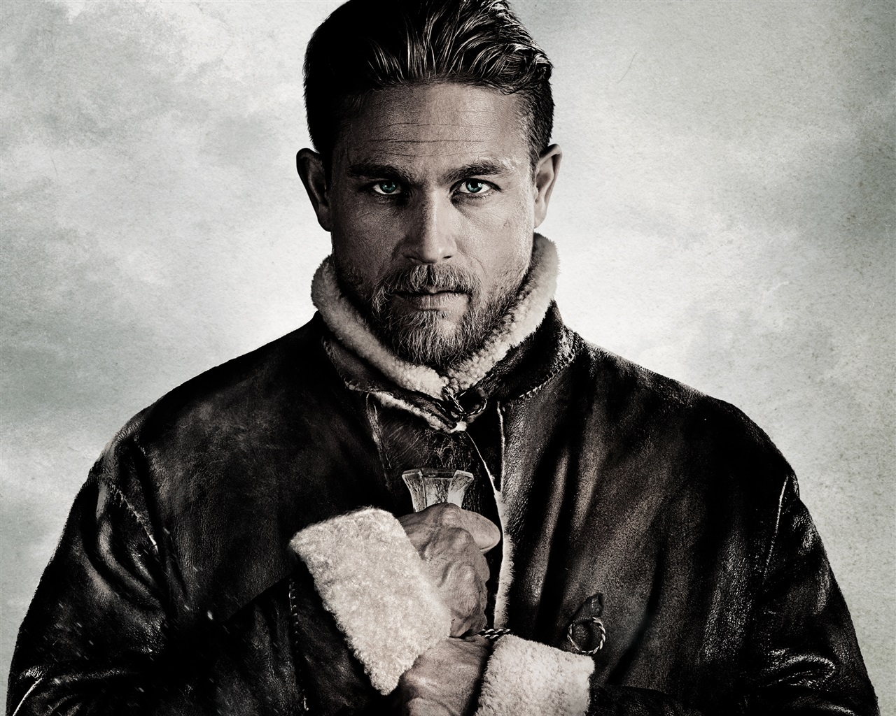 Free Hd Wallpaper Download Charlie Hunnam Wallpaper: Download Wallpaper 1280x1024 Charlie Hunnam, King Arthur