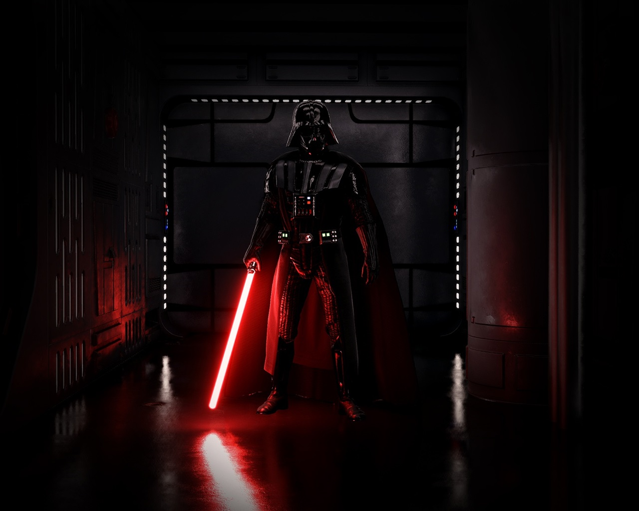 Wallpaper Darth Vader Sword Ea Games Star Wars Battlefront 1920x1080 Full Hd 2k Picture Image