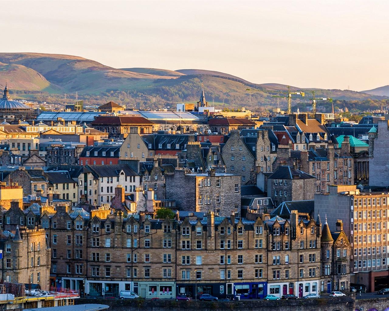 Обои Шотландия, эдинбург, маяк. Пейзажи foto 9