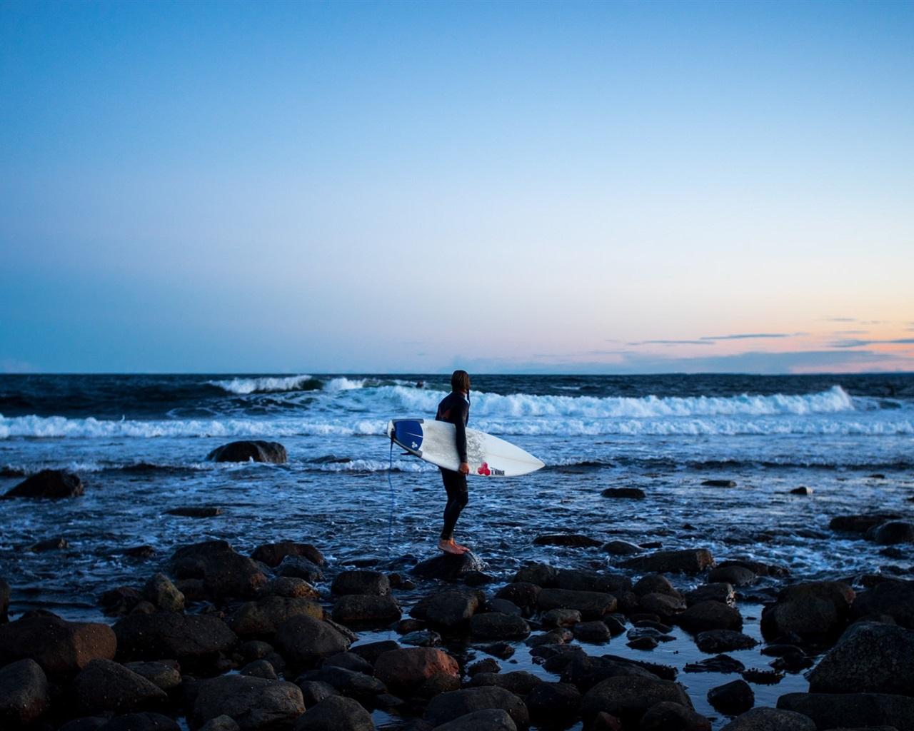 Обои доски для серфинга, солнечный, лето, Серферов. Спорт foto 13